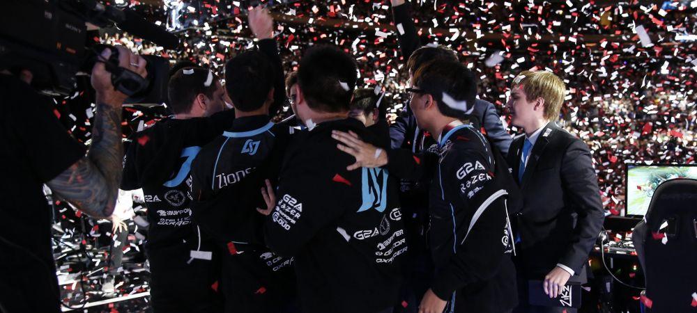 CLG LCS 2015 pobjeda
