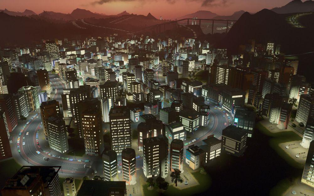 Cities Skyline ekspanzija After Dark dobila datum izlaska