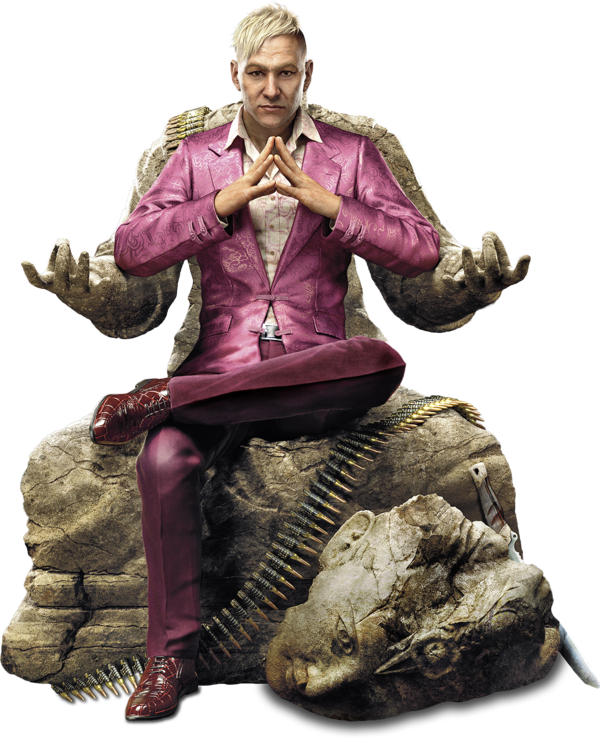 Far Cry 4 Pagan Min
