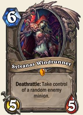 Hearthstone Sylvanas Windrunner