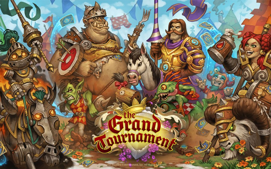 Hearthstone The Grand Tournament dolazi idući tjedan