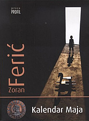 Kalendar Maja Zoran Feric naslovnica