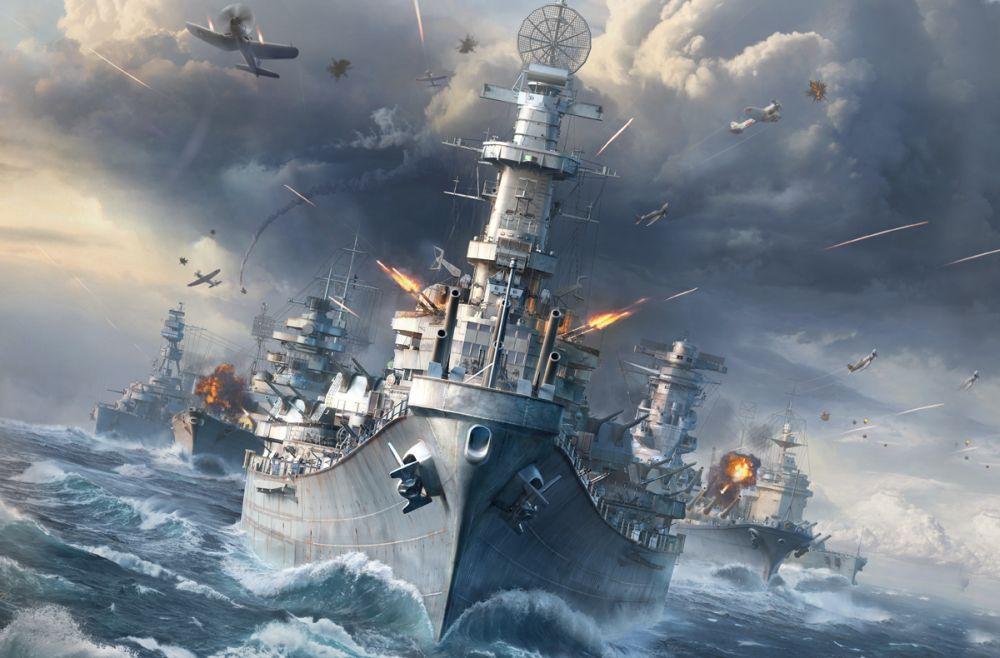 World of Warships izlazi za dva tjedna