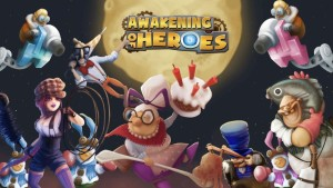 Awakening of Heroes
