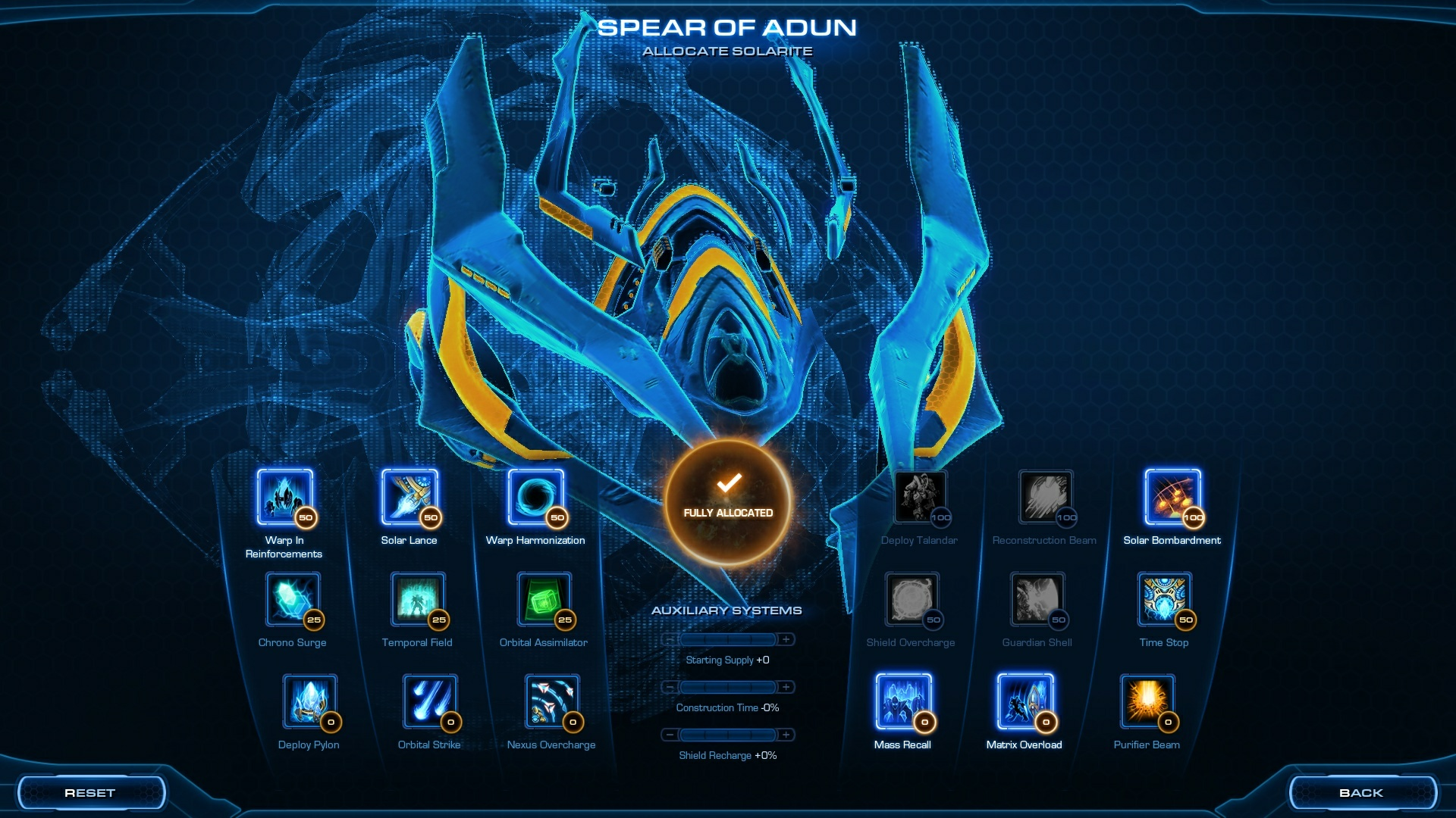 Starcraft 2 Leagcy of the Void screenshot 2