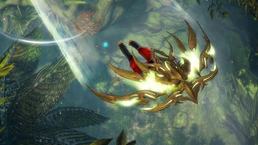 Guild Wars 2 glider