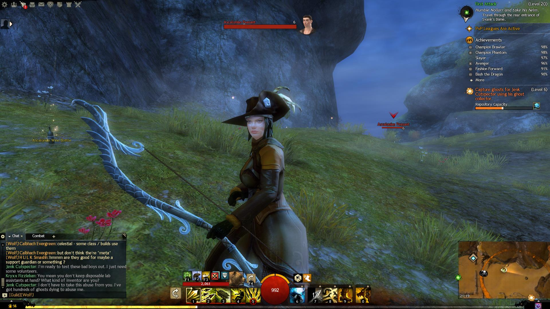 Guild Wars 2 Ranger screenshot