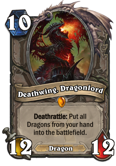 Hearthstone Deathwing, Dragonlord