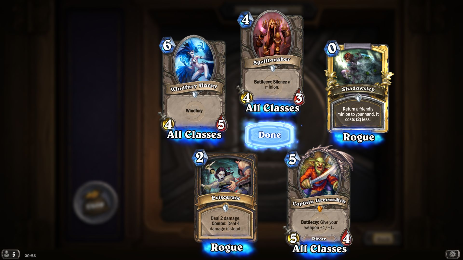 Hearthstone nova legenda