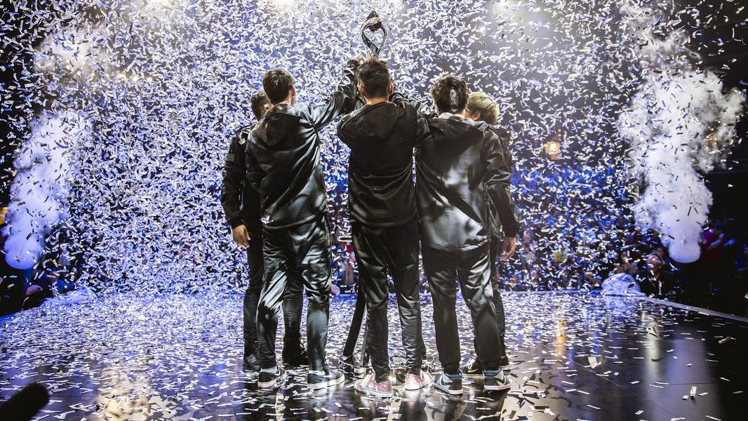 XXXX at the North American League of Legends Championship Series Spring Finals Las Vegas (NA LCS Spring Finals Las Vegas) at Mandalay Bay Event Center in Las Vegas, NV, USA on 17 April, 2016.