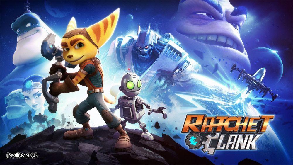 Ratchet & Clank recenzija