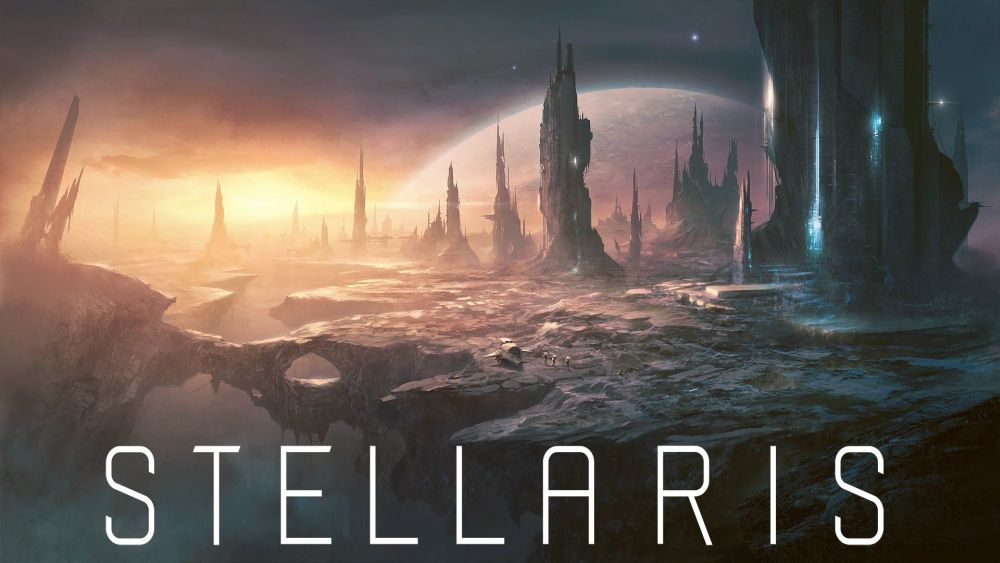 Stellaris wallpapr