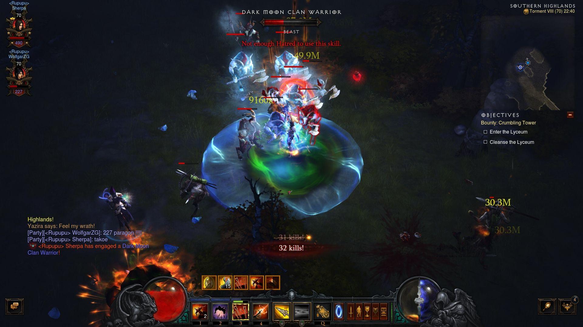 Diablo 3 kovo jr