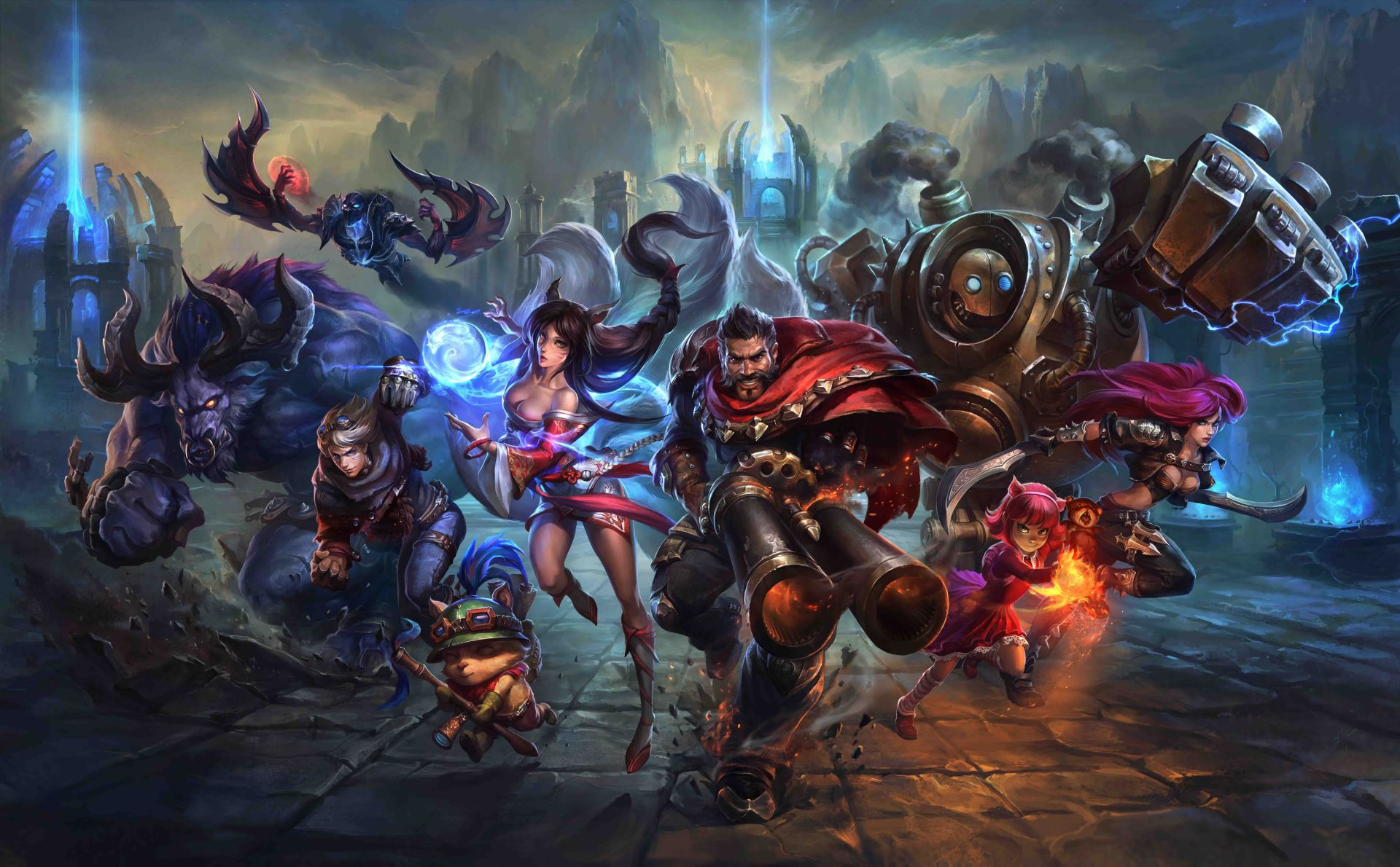 League of Legends dobiva turnirski mod Clash