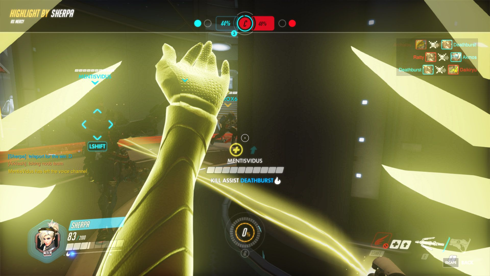 Overwatch screenshot 2