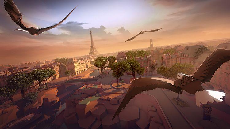 Eagle Flight VR – E3 2016 trailer