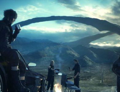 Final Fantasy XV slika