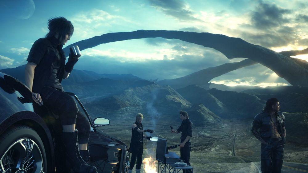Final Fantasy 15 odgođen