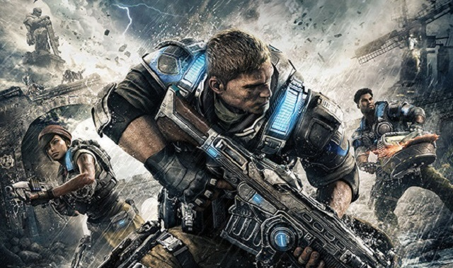 Gears of War 4 – E3 2016 gameplay