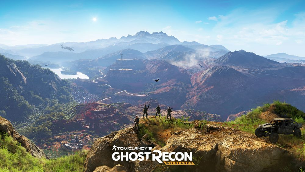 Ghost Recon Wildlands – E3 2016 gameplay