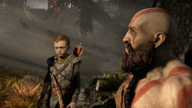 God of War – E3 2016 trailer