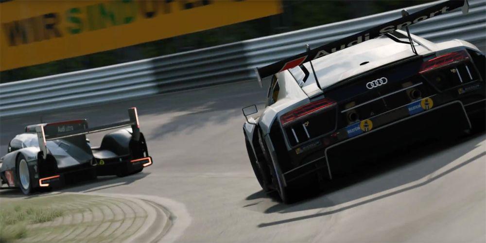 Gran Turismo Sport – E3 2016 trailer
