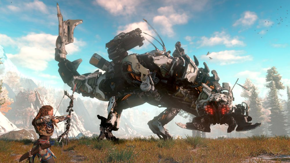 Horizon Zero Dawn – E3 2016 gameplay
