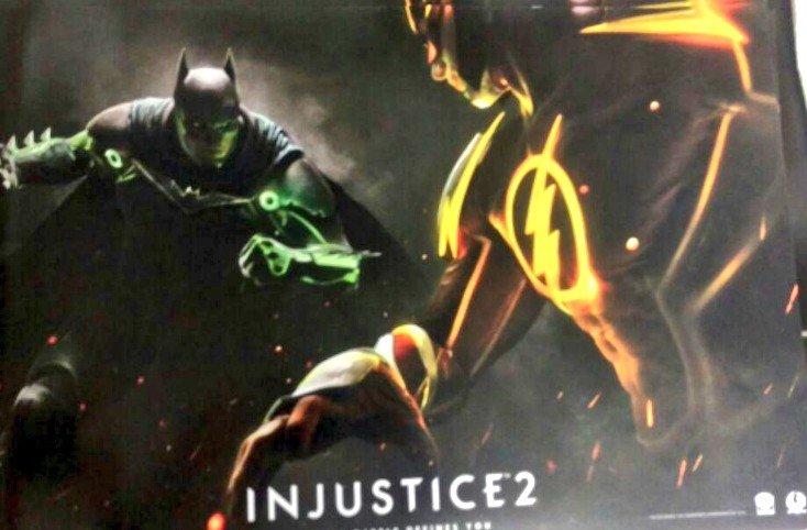 Stiže nam Injustice 2 na E3 2016?