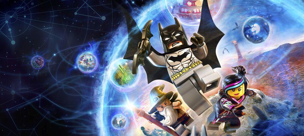 LEGO Dimensions – E3 2016 Trailer