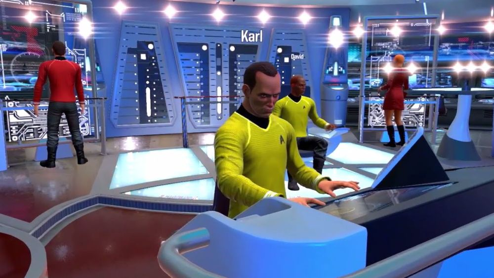 Star Trek: Bridge Crew – E3 2016 trailer