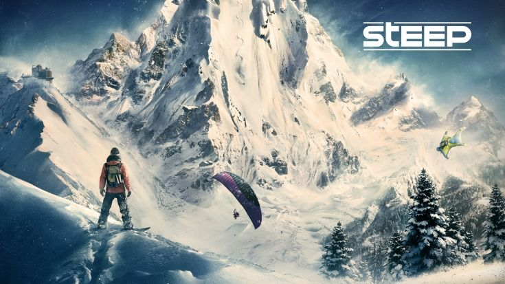 Steep – E3 2016 gameplay