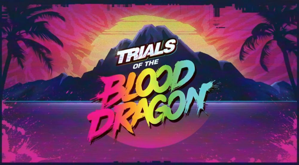 Trails of the Blood Dragon – E3 2016 trailer