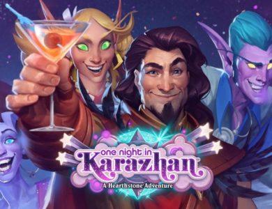 Hearthstone One Night in Karazhan