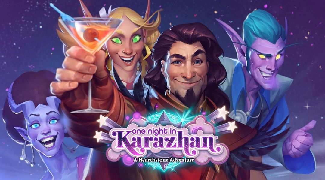 Herthstone: One Night in Karazhan poglavlje
