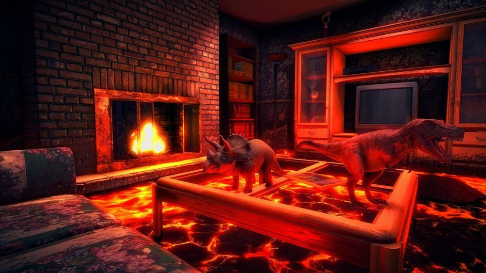 Hot Lava je nova igra koju potpisuje Klei Entertainment