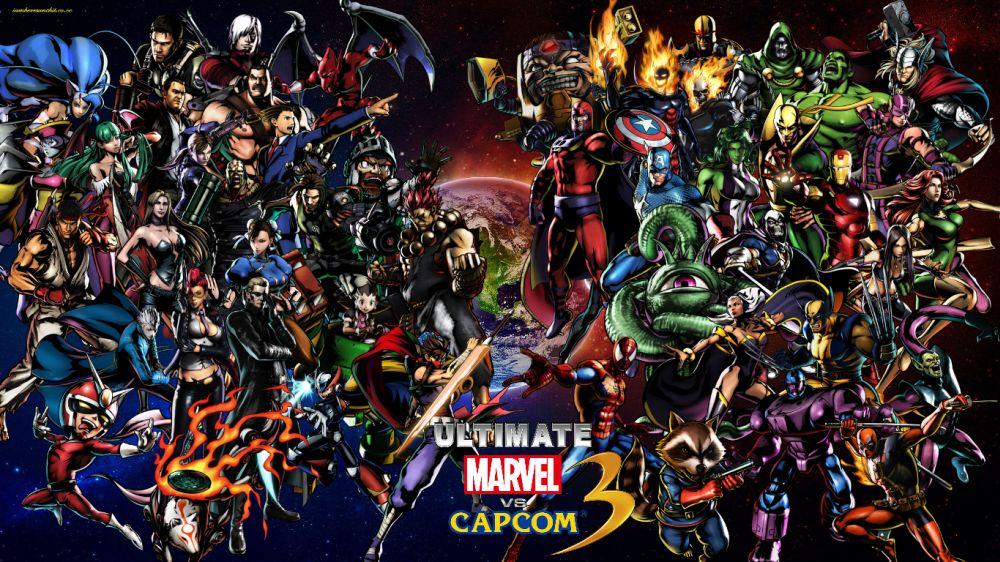 Marvel vs. Capcom 4 dogodine?