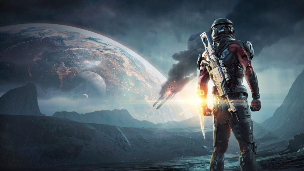 Mass Effect Andromeda u ožujku