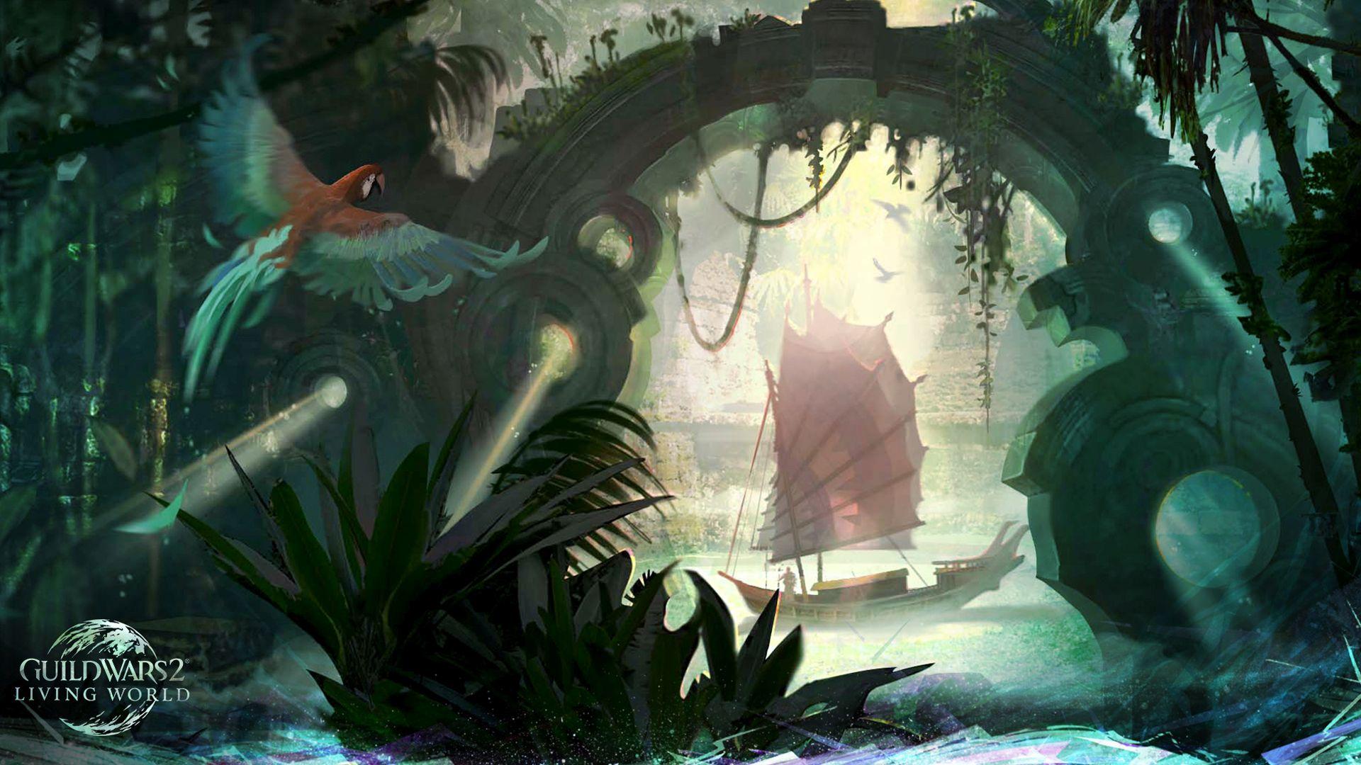 Guild Wars 2 dobio poglavlje priče, a dobiva i ekspanziju