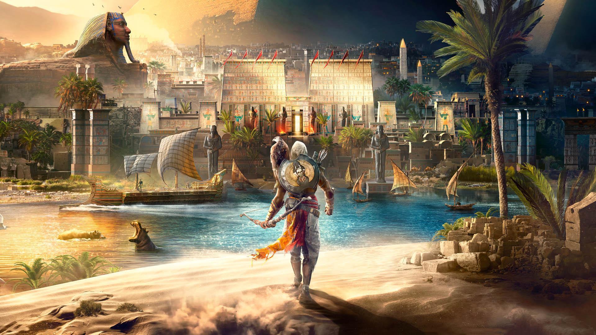 Assassin's Creed Origins je iskoristio pauzu, ali ne potpuno…