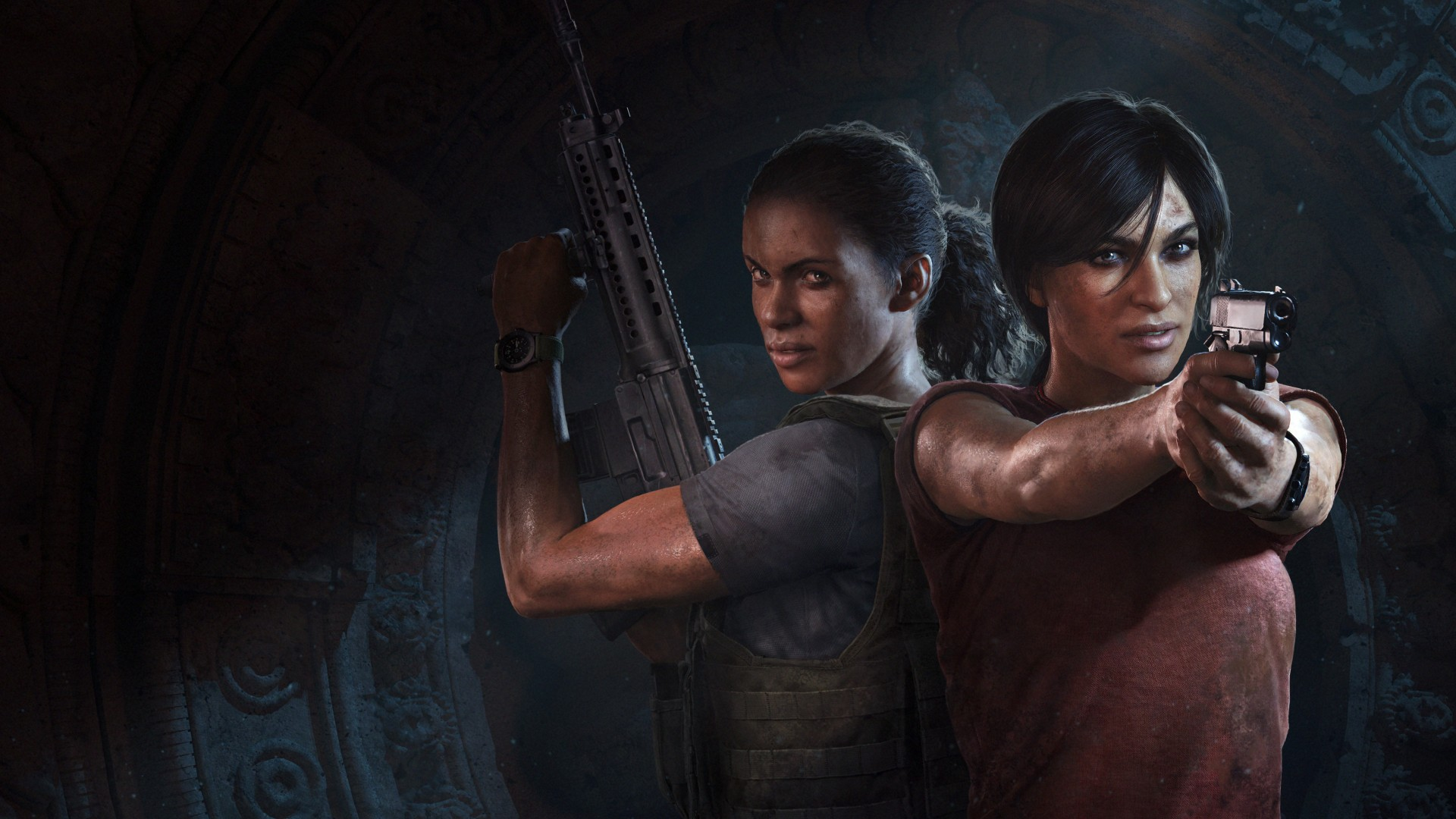 Uncharted: The Lost Legacy recenzija – Život nakon Nathana