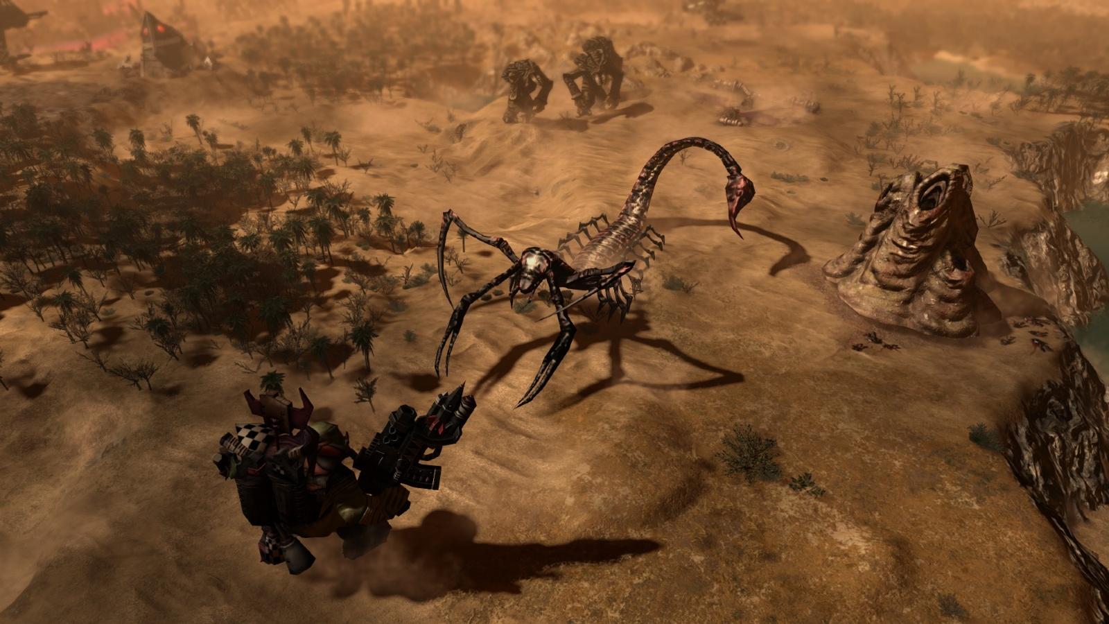 Warhammer 40,000: Gladius – Relics of War donosi Civilization vibru