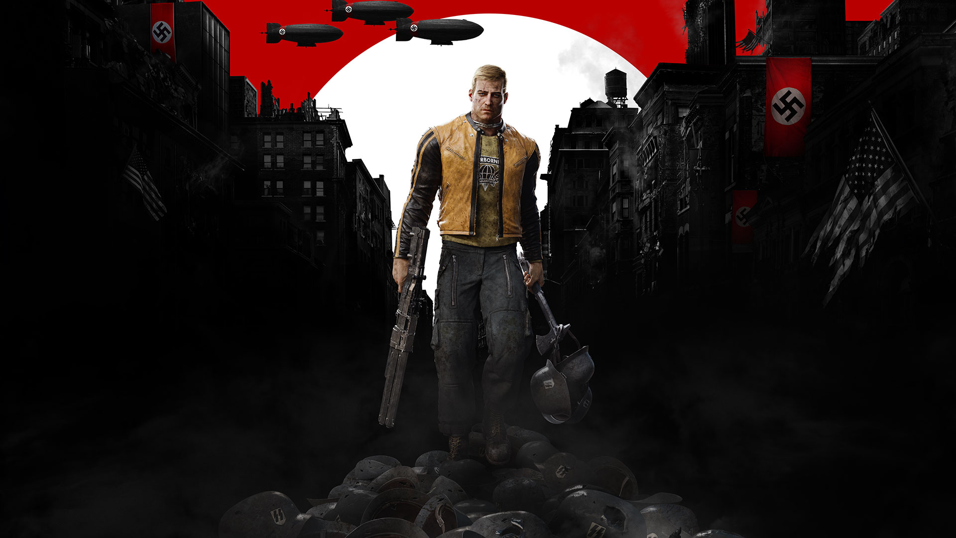 Wolfenstein II: The New Colossus recenzija – Nacistička Amerika