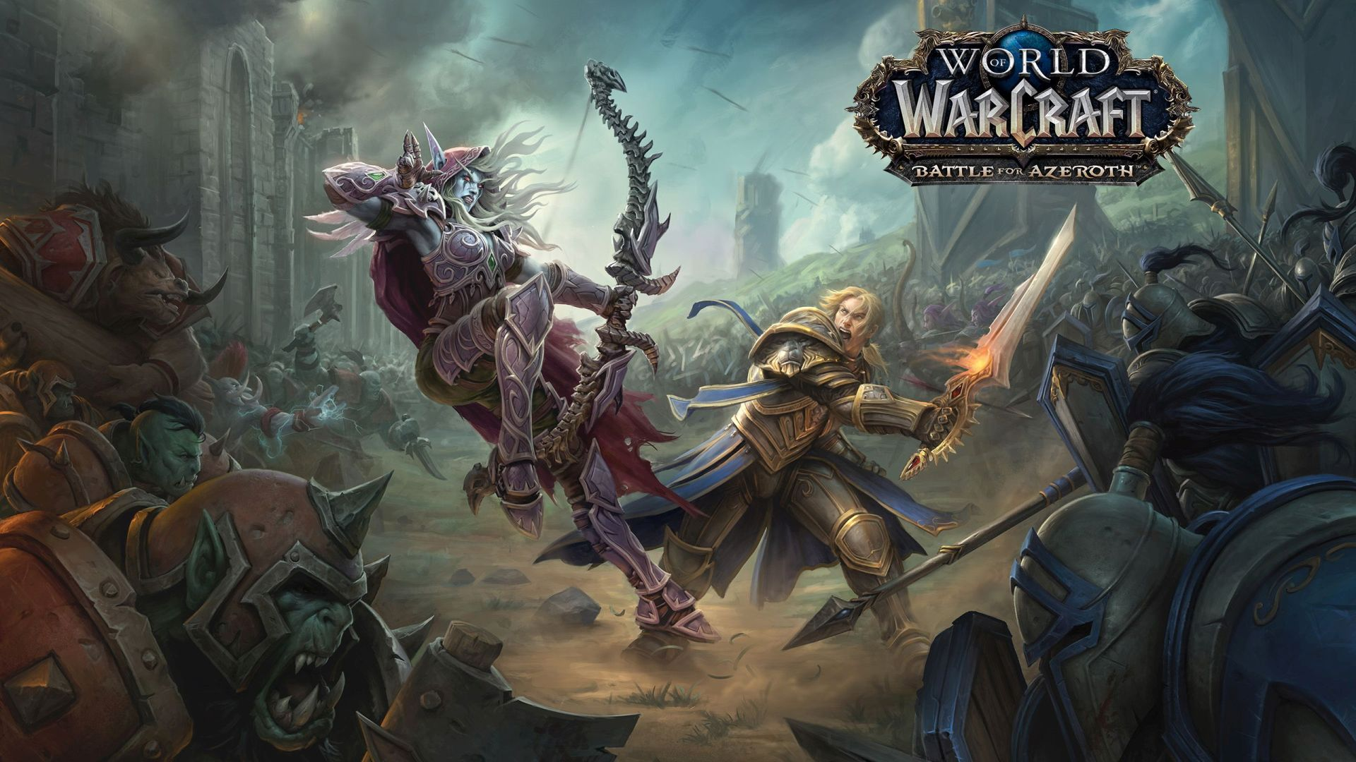 World of Warcraft predstavio Battle for Azeroth ekspanziju i Classic koji nas vraća u stare dane