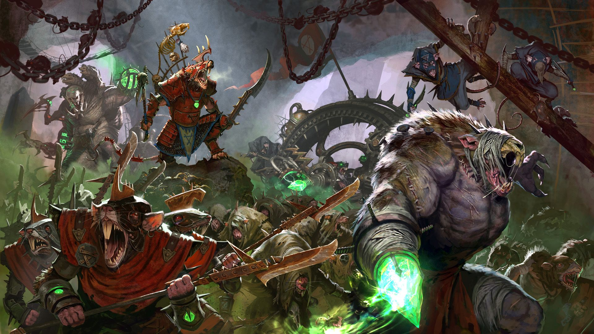 Total War Warhammer 2 planira pomaknuti računala do limita