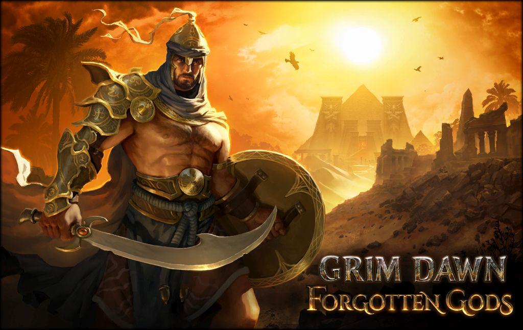 Grim Dawn najavio novu ekspanziju