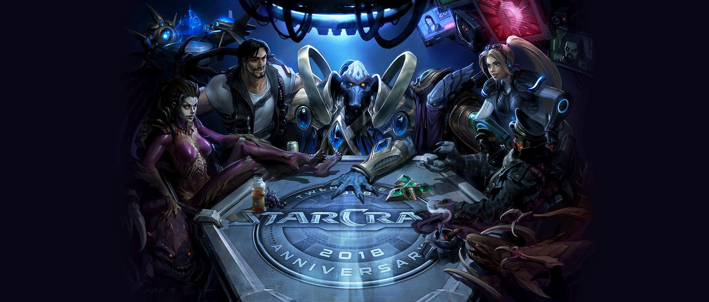 Starcraft serijal slavi 20 godina