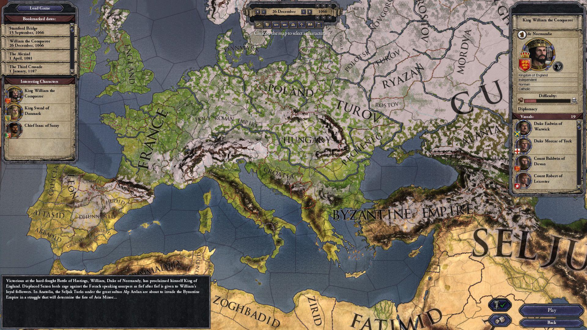Crusader Kings 2 besplatan na Steamu