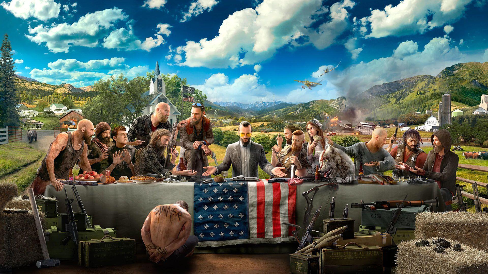 Far Cry 5 s drugim najboljim startom u Ubisoft povijesti