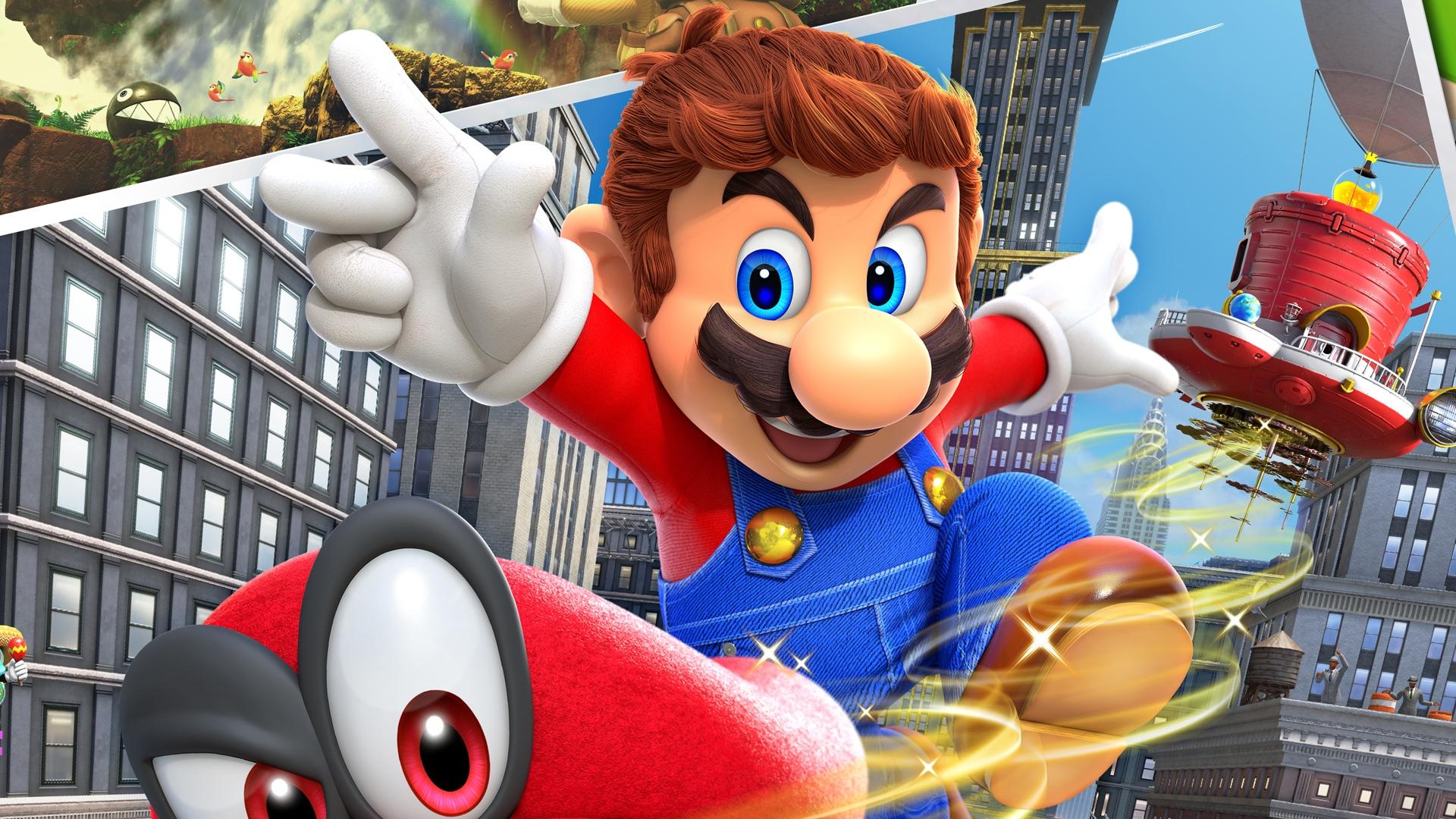 Super Mario Odyssey premašio 10 milijuna prodanih primjeraka