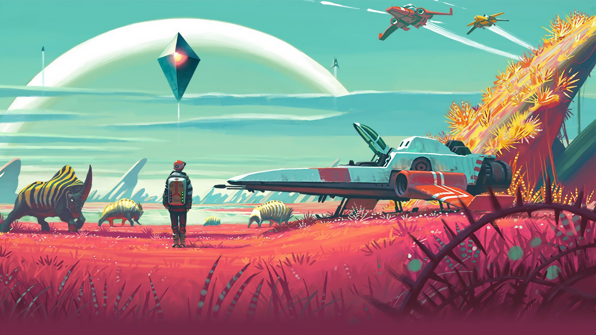 No Man's Sky dobiva multiplayer
